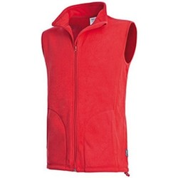 Abbigliamento Uomo Gilet / Cardigan Stedman  Rosso scarlatto