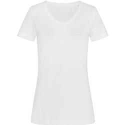 Abbigliamento Donna T-shirt maniche corte Stedman Stars  Bianco