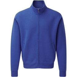 Abbigliamento Uomo Gilet / Cardigan Russell J267M Blu reale acceso