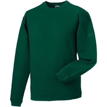 Abbigliamento Uomo Felpe Russell 013M Verde bottiglia