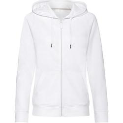 Abbigliamento Donna Felpe Russell J284F Bianco
