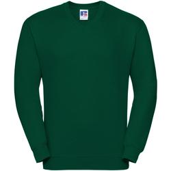 Abbigliamento Felpe Russell 272M Verde bottiglia