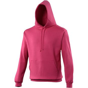 Abbigliamento Felpe Awdis College Rosa acceso