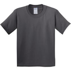 Abbigliamento Unisex bambino T-shirt maniche corte Gildan 5000B Carbone