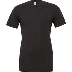 Abbigliamento Uomo T-shirt maniche corte Bella + Canvas CA3413 Carbone