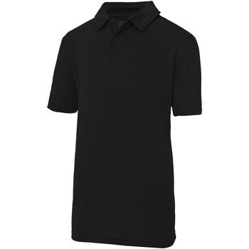 Abbigliamento Unisex bambino Polo maniche corte Awdis JC40J Corvino