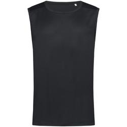Abbigliamento Uomo Top / T-shirt senza maniche Stedman  Nero