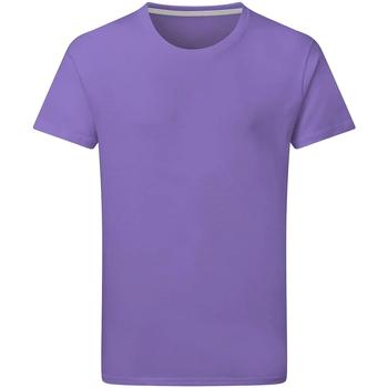 Abbigliamento Uomo T-shirt maniche corte Sg Perfect Viola Aster