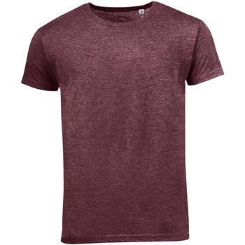 Abbigliamento Uomo T-shirt maniche corte Sols 01182 Bordeaux
