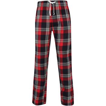Abbigliamento Uomo Pigiami / camicie da notte Skinni Fit SFM83 Rosso/Blu