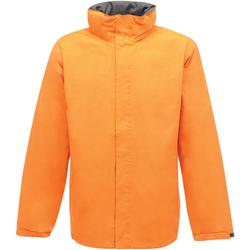 Abbigliamento Uomo giacca a vento Regatta Ardmore Arancione sole/ Grigio