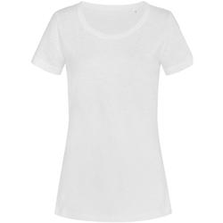Abbigliamento Donna T-shirt maniche corte Stedman Stars Sharon Bianco