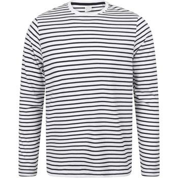 Abbigliamento T-shirts a maniche lunghe Skinni Fit SF204 Bianco