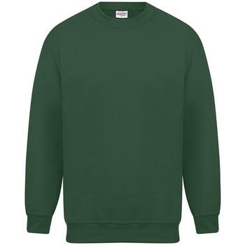 Abbigliamento Uomo Felpe Absolute Apparel Magnum Verde bottiglia