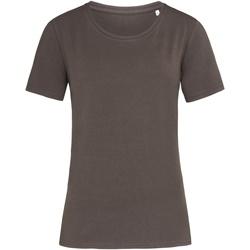 Abbigliamento Donna T-shirt maniche corte Stedman  Marrone