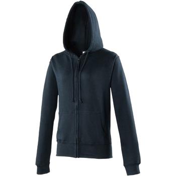 Abbigliamento Donna Felpe Awdis JH055 Petrolio
