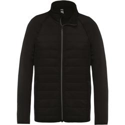 Abbigliamento Uomo Piumini Kariban Proact PA233 Nero/Nero