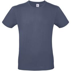 Abbigliamento Uomo T-shirt maniche corte B And C TU01T Denim