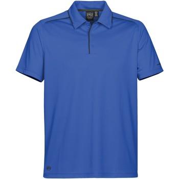 Abbigliamento Uomo Polo maniche corte Stormtech Inertia Blu Reale/Nero