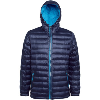 Abbigliamento Uomo Piumini 2786 TS016 Blu navy/Zaffiro