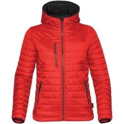 Abbigliamento Donna Piumini Stormtech ST804 Rosso/Nero