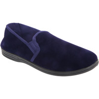 Scarpe Uomo Pantofole Zedzzz Gusset Blu navy