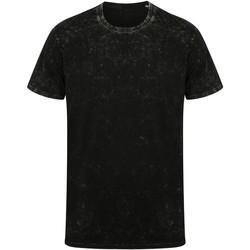 Abbigliamento T-shirt maniche corte Skinni Fit SF203 Nero
