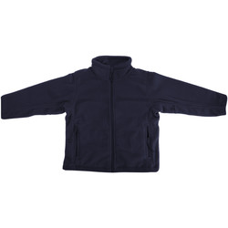 Abbigliamento Unisex bambino Felpe in pile Jerzees Schoolgear 8700B Blu navy