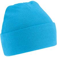 Accessori Berretti Beechfield Soft Feel Azzurro mare
