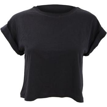 Abbigliamento Donna T-shirt maniche corte Mantis M96 Nero