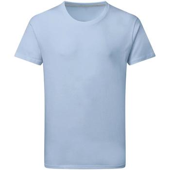 Abbigliamento Uomo T-shirt maniche corte Sg Perfect Azzurro cielo