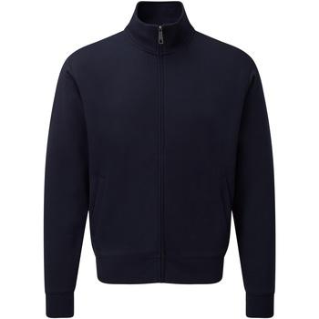 Abbigliamento Uomo Gilet / Cardigan Russell J267M Blu Navy