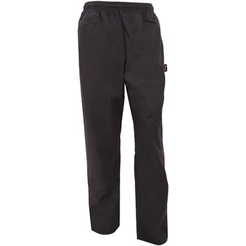 Abbigliamento Pantaloni morbidi / Pantaloni alla zuava Dennys DC18B Nero