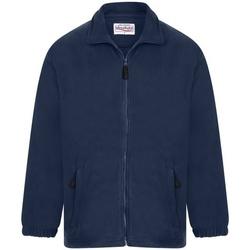 Abbigliamento Uomo Felpe in pile Absolute Apparel  Blu navy