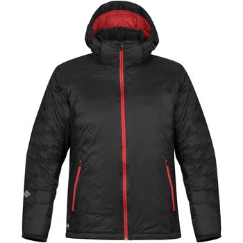 Abbigliamento Uomo Piumini Stormtech Black Ice Nero/Rosso