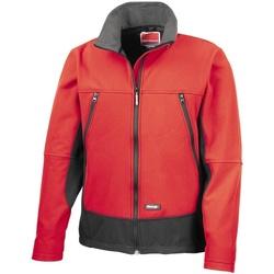 Abbigliamento Uomo giacca a vento Result R120X Rosso/Nero