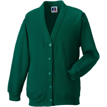 Abbigliamento Unisex bambino Gilet / Cardigan Jerzees Schoolgear 273B Verde bottiglia