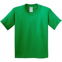 Abbigliamento Unisex bambino T-shirt maniche corte Gildan 5000B Verde irlandese