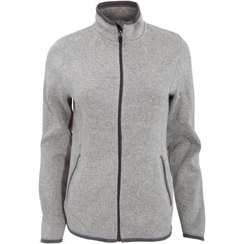 Abbigliamento Donna Giacche sportive Tee Jays TJ9616 Grigio Melangé