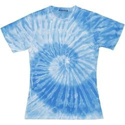 Abbigliamento Donna T-shirt maniche corte Colortone TD20M Blu