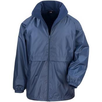 Abbigliamento Uomo giacca a vento Result DWL Blu navy