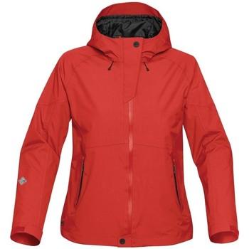 Abbigliamento Donna Giacca in cuoio / simil cuoio Stormtech THX-2W Rosso