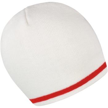 Accessori Berretti Result Essentials Bianco/Rosso