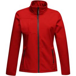 Abbigliamento Donna giacca a vento Regatta  Rosso Classico/Nero