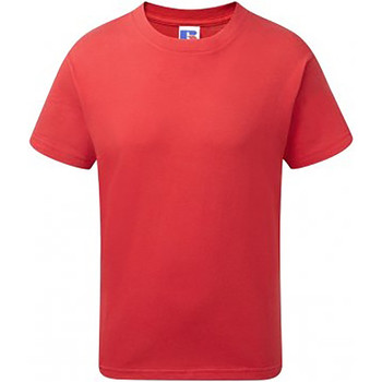 Abbigliamento Unisex bambino T-shirt maniche corte Russell 155B Rosso
