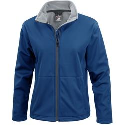 Abbigliamento Donna Giubbotti Result R209F Blu navy