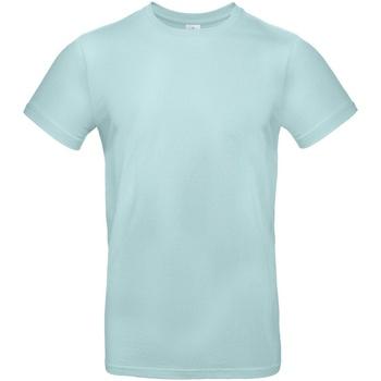 Abbigliamento Uomo T-shirt maniche corte B And C TU03T Menta