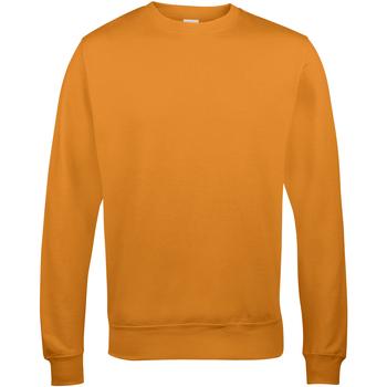Abbigliamento Uomo Felpe Awdis JH030 Arancio