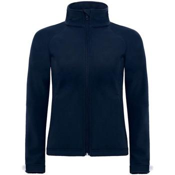 Abbigliamento Donna Giacche B And C JW937 Blu navy