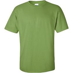 Abbigliamento Uomo T-shirt maniche corte Gildan Ultra Kiwi